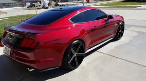 mustang 22 inch rims 2016 mustang gt 22 inch rims magnaflow competition exhaust