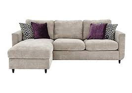 Esprit Fabric Chaise Sofa Bed With Storage Furniture Village - Chaise corner sofa bed