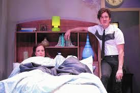 Alan Ayckbourn Bedroom Farce Westport Playhouse U0027bedroom Farce U0027 Uneven With Thin Plot