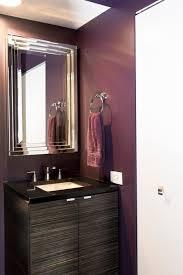 Designer Mirrors For Bathrooms Colors Best 25 Dark Purple Bathroom Ideas On Pinterest Purple