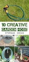 Garden Hose Extension Faucet Best 25 Garden Hose Holder Ideas On Pinterest Front Yard Decor