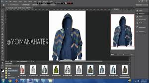 photoshop hoodie design youtube