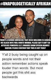 Jesse Williams Memes - unapologetically afrikan theres a rumor surfacing that jesse