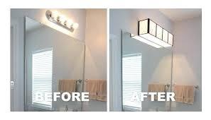 Bathroom Light Fixture Home Depot Bathroom Light Fixture Happyhippy Co