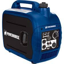 free shipping u2014 powerhorse portable inverter generator u2014 2000