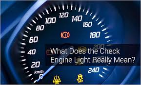 what does it mean when check engine light is on what does the check engine light really mean service plus 416