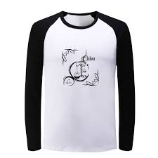 fitness long sleeve constellation libra leo tribal tattoo design t