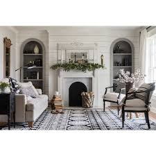 Magnolia Home by Magnolia Home Lotus Rug Floral Shades Of Light
