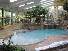 amazing pool area at the park vista hotel in gatlinburg tennessee