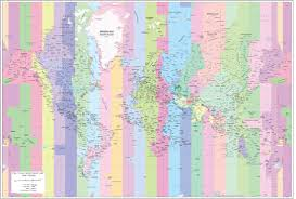 Map Of World Time Zones by Vectorized Maps Digital Maps Increase Search Engine Traffic