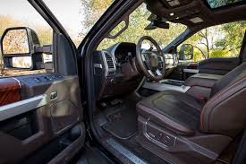 King Ranch Interior Swap 2017 Ford Super Duty F 250 King Ranch Photo Gallery Pickuptrucks