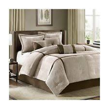 Madison Park Hanover 7 Piece Comforter Set Madison Park 7 Piece Comforter Set Ebay