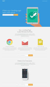 48 best landing page templates images on pinterest templates