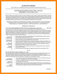 senior executive resume 7 exle of executive resume gcsemaths revision