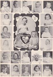 baby yearbook duryea pennsylvania historical homepage 1954 duryea high school