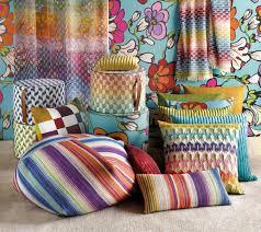 IL Decor Furniture A Distinct Line Of Missoni Home Furnishings - Missoni home decor