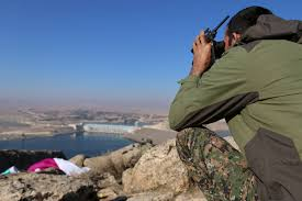 Azaz Syria Via Google Maps by Kurds Defy Turkey Cross Euphrates In Syria Business Insider