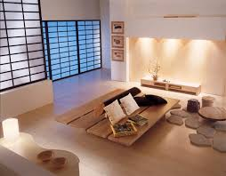 houses japanese style bachelor pad ideas with simple rolling door and