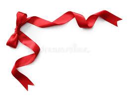 satin ribbon bows satin ribbon with bow stock image image of birthday 17698731