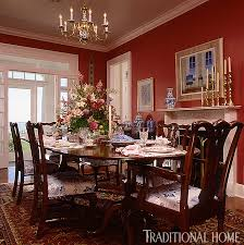 Traditional Dining Room Furniture 25 Years Of Beautiful Dining Rooms Traditional Home