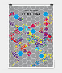 ex machina poster no537 my ex machina minimal poster chungkong