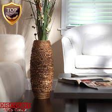 Large Decorative Floor Vases Floor Vases Decorative Tall Decor Home Office Wood Large Modern