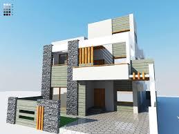 3d Home Design 5 Marla 10 Marla House Lahore 250 Sq M House Paksitan Exterior Facade Home