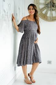 buy online momzjoy maternity dresses pregnancy wear nursing clothes
