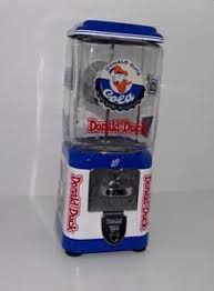 table top vending machine vintage 1950 s donald duck cola table top vending machine restored