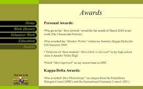 Best Volunteer Work For Resume by Awards Work History Home Site Map Education Volunteer Work Angel G