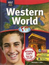 western world by christopher l salter