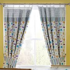Jungle Curtains For Nursery Jungle Time Blackout Pencil Pleat Curtains Dunelm Mill