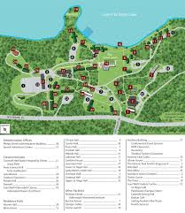 Boston College Campus Map by Visit Paul Smith U0027s College