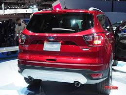 2017 ford escape review how does the crossover compare after a