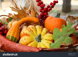 colorful thanksgiving harvest basket stock photo 5720500
