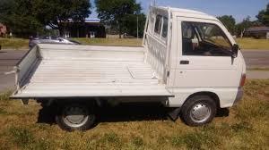 Daihatsu 4x4 Mini Truck For Sale Acura Other Standard Cab 1989 White For Sale