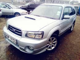 used subaru forester locally used 2004 subaru forester xt performance sports car