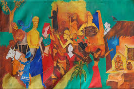 figurative figurative paintings for sale figurative paintings by indian artists