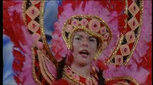 carnival dance costume brazil sd stock video 985 617 275