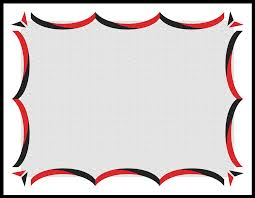 free printable page border boxes design clip art library