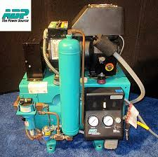 midmark apollo adp lubricated air compressor 115 v single head