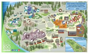 Tacoma Washington Map by Point Defiance Zoo U0026 Aquarium Tacoma Wa Ettractions Com
