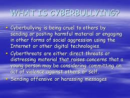 Research Paper on Cyber Bullying   Argumentative Essays and