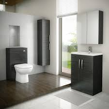 Bathroom Vanity Units Online by Brooklyn Hacienda Black Vanity Furniture Package Available Online