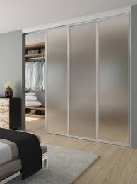 Tempered Glass Closet Doors Cw Wardrobe Doors Sky