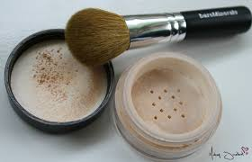 bare minerals fan brush bare minerals powder foundation review study hack