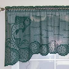 Crochet Valance Curtains 4 Name U0027crocheting Gone Fishin U0027 Valance T10 014 Crochet