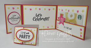 Birthday Card Holder Tri Fold Gift Card Holder Video Dawn S Sting Thoughts