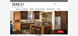 Masco Kitchen Cabinets Masco Cabinetry Kraftmaid Los Angeles Web Designers