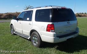 suv ford expedition 2006 ford expedition limited suv item da0886 sold novem